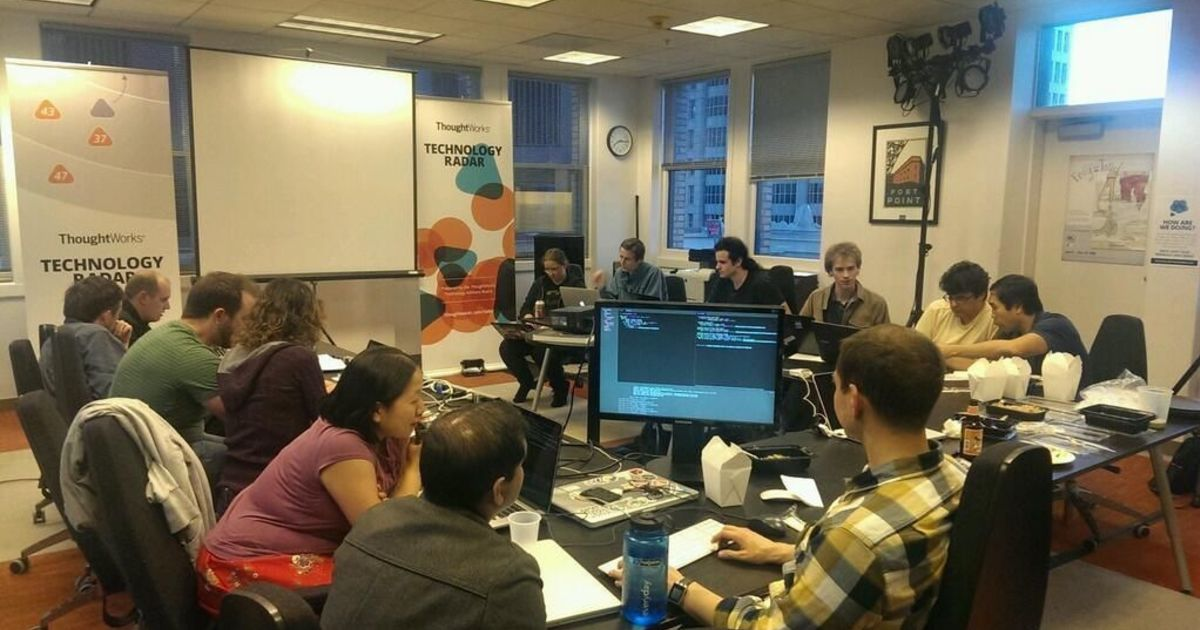 The Bay Area Clojure User Group SF Meetup · Eventil