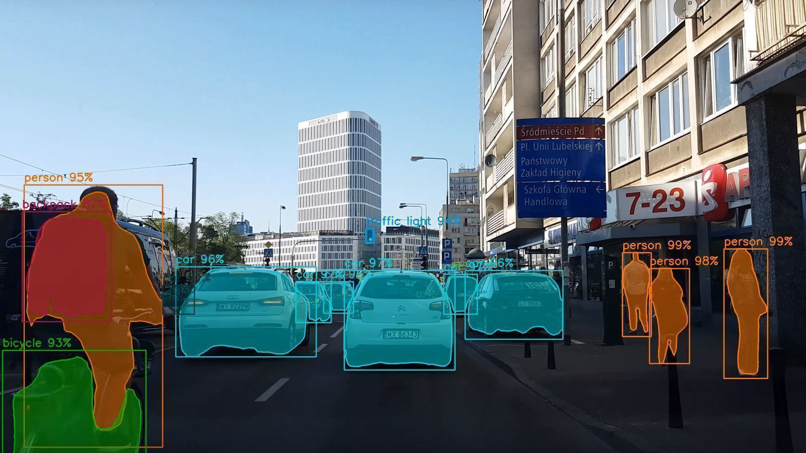 Warsaw Self-Driving Cars #WSDC 4 · Eventil