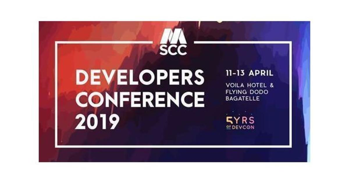 Developers Conference 2019 - Mauritius · Eventil