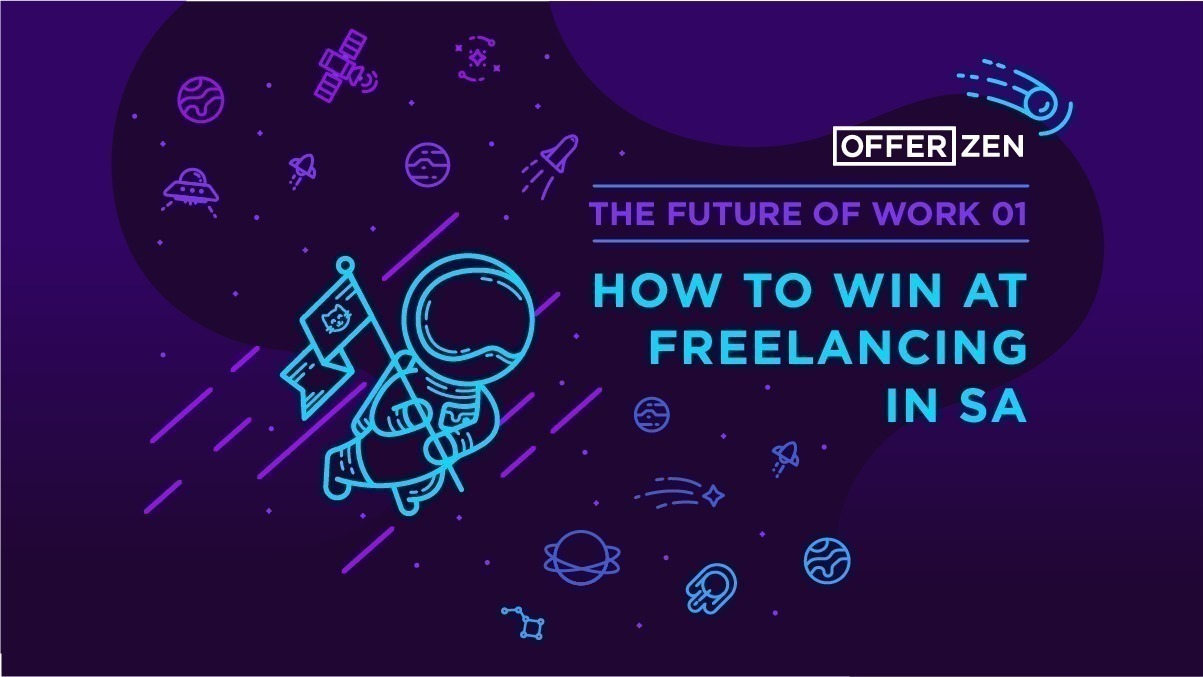 The Future of Work: How to Win at Tech Freelancing in SA · Eventil