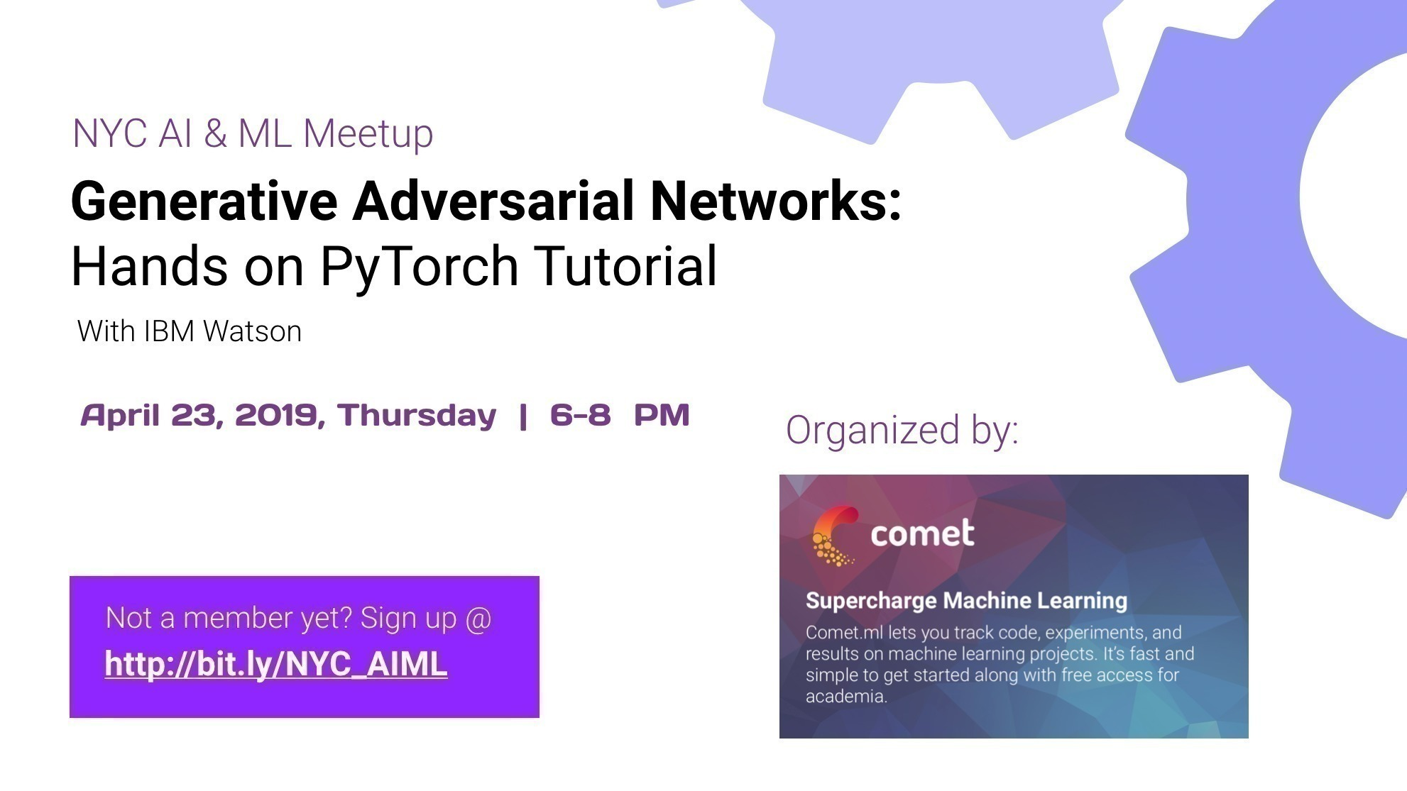 Generative Adversarial Networks — Hands-on PyTorch Tutorial