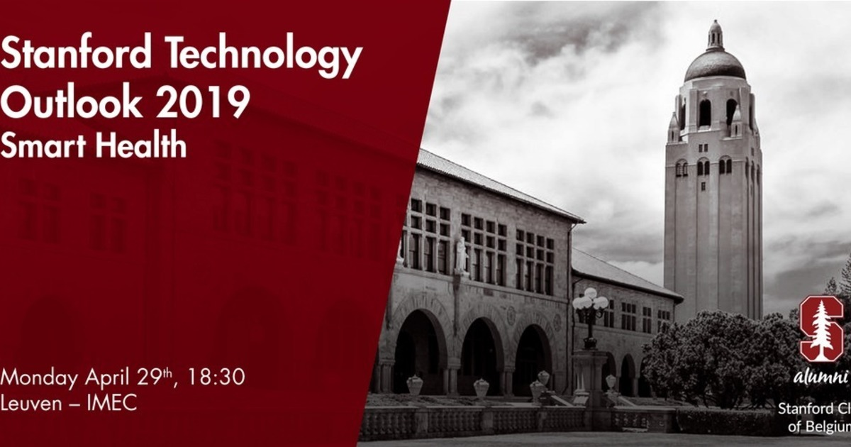 Stanford Technology Outlook 2019 - Smart Health · Eventil