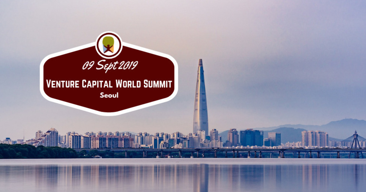 Seoul 2019 Venture Capital World Summit - Eventil
